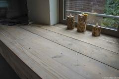 Haard steigerhout