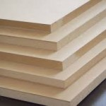 MDF (Medium-density fibreboard)