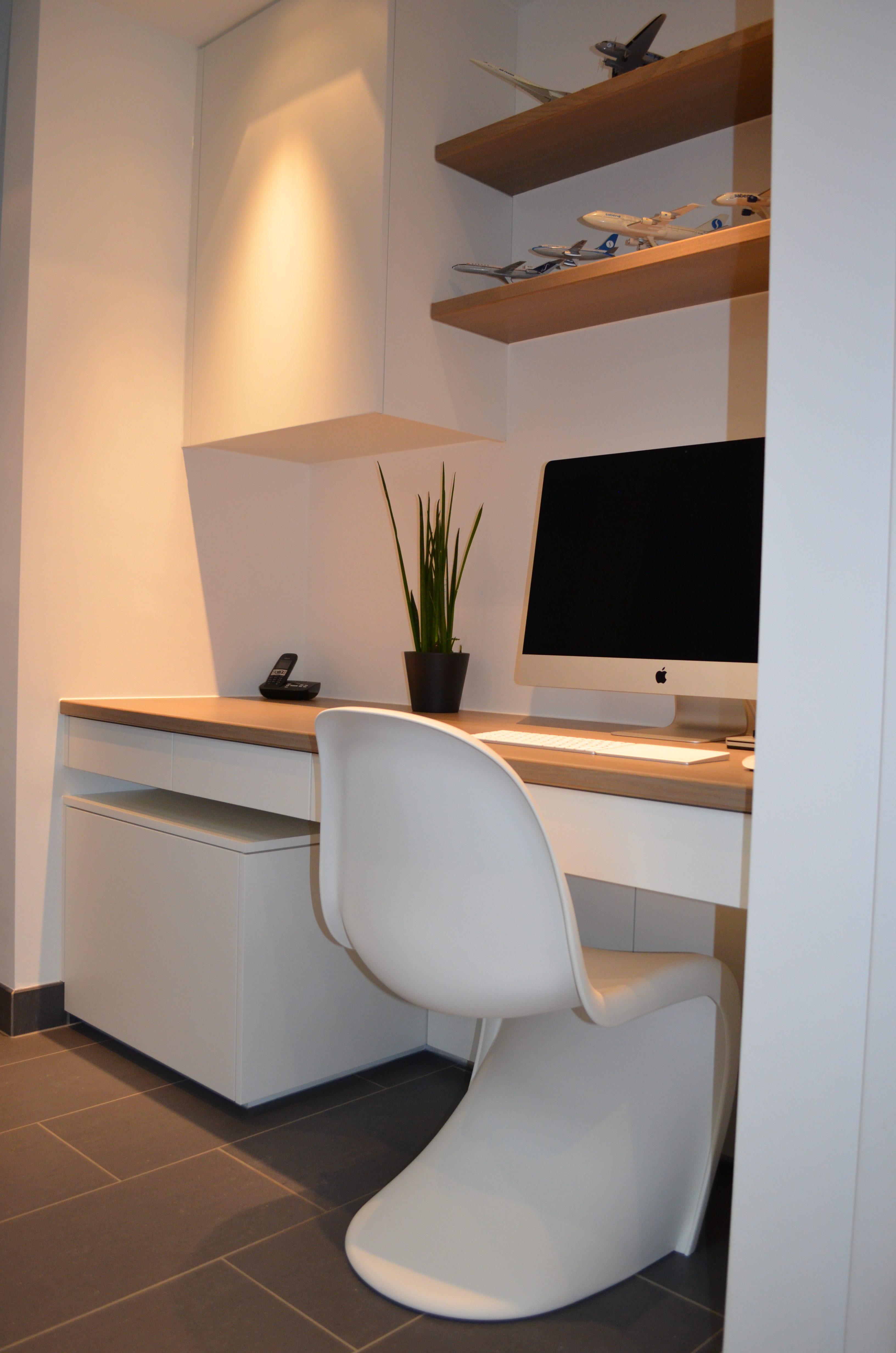 Ingebouwd bureau