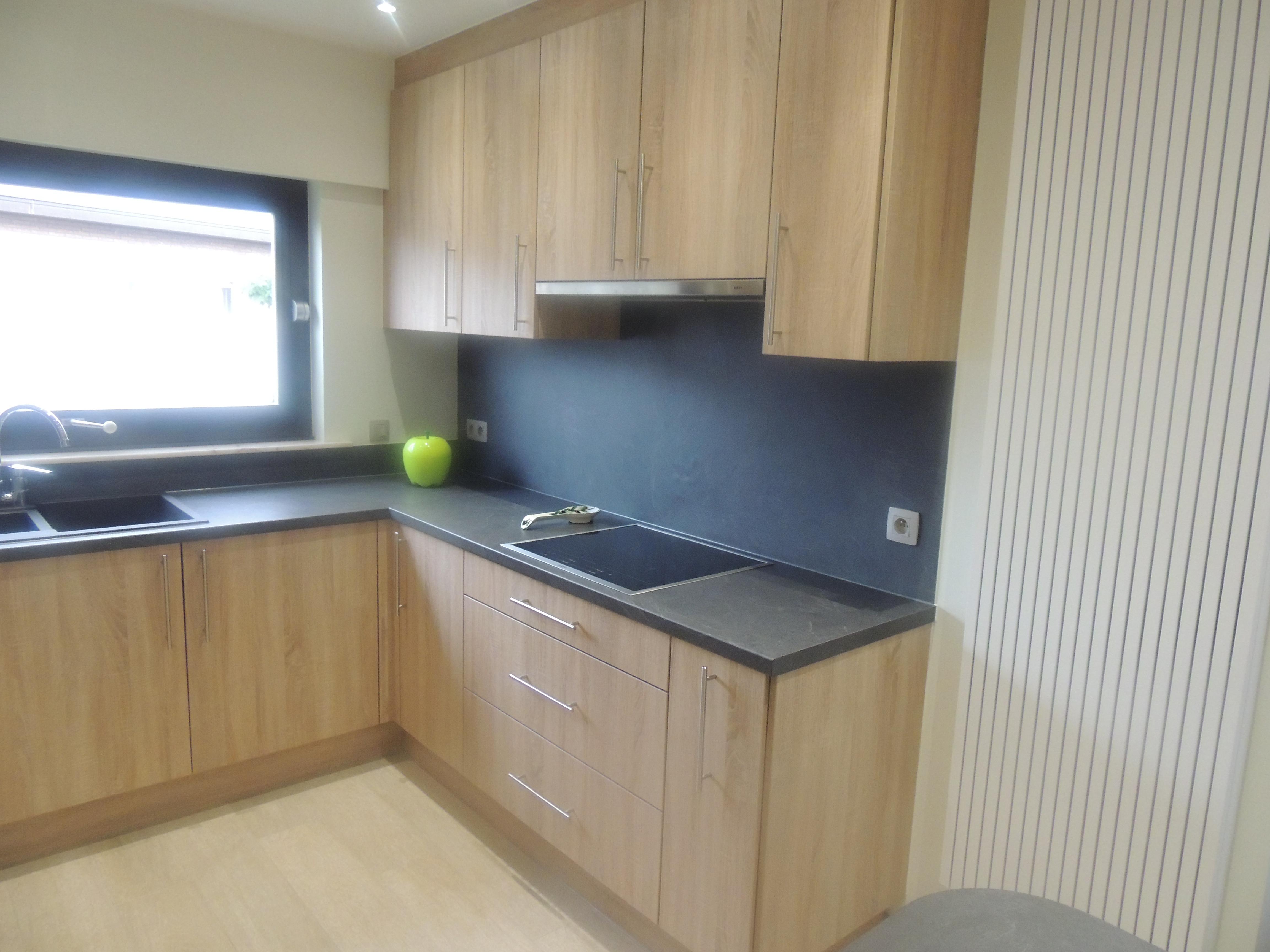 Keuken bruin 2