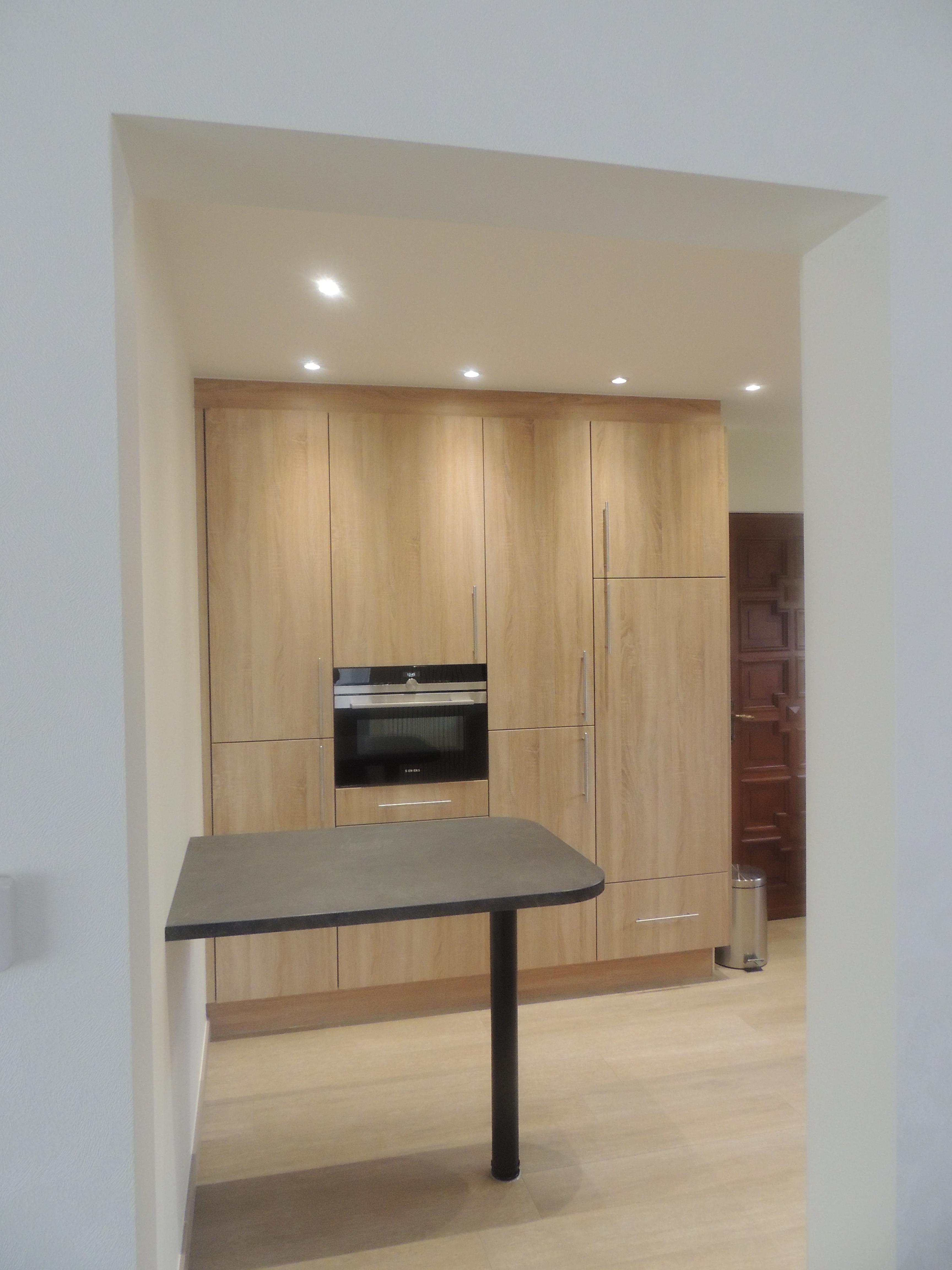 Keuken bruin 7