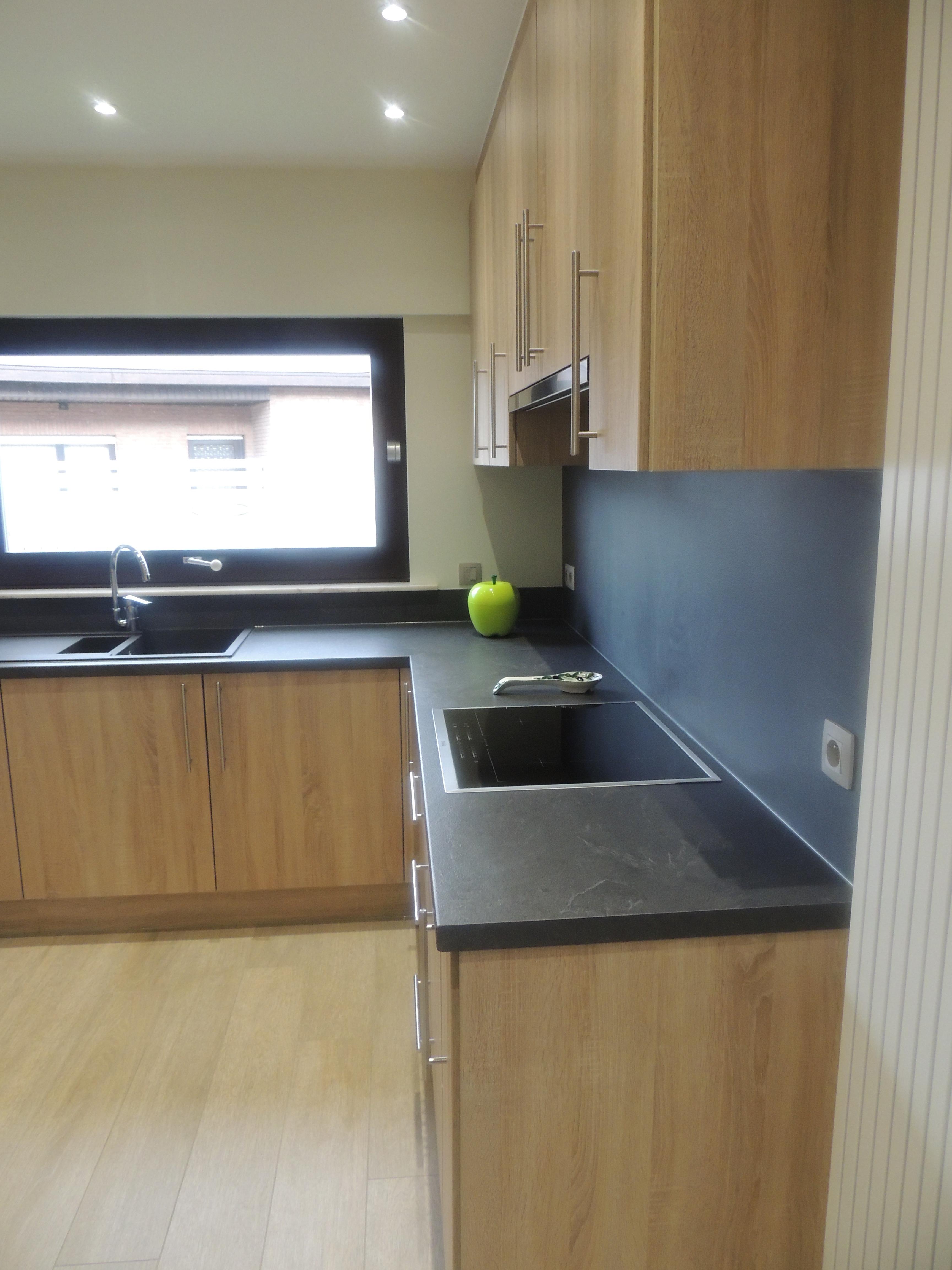 Keuken bruin 8